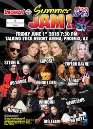 Summer Jam Talking Stick Resort Arena