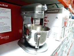 outstanding costco kitchen aid mixer stand mixer minimalist kitchen with silver professional kitchen aid stand mixer