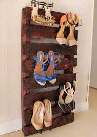 diy pallet shoe rack. Pallet Shoes Rack \u0026 Storage Upcycled Wood Diy Shoe H