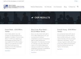 Independent Contractor Web Design Press Results Web Design By Lumber Press