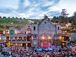 Vina Robles Seating Chart Mountain Winery Concerts Plan A Night Youll Love