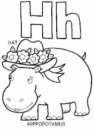 Small Picture Preschool Letter H Coloring Sheets Get Coloring Pages