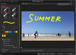 with the playback freeze setting you can set a playback time for your drawing or maintain the effect by freezing the final frame
