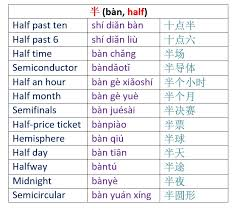 Chinese Words How To Learn Mandarin Chinese Words Fast Skmlifestyle