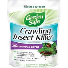 shop garden safe diatomaceous earth lb insect killer at com garden safe diatomaceous earth 4 lb insect killer