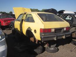 Junkyard Find: 1980 Chevrolet Chevette - The Truth About Cars