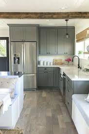 gray cabinets with white countertops gray kitchen design idea steel gray granite countertops with white cabinets