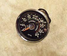 stewart warner tach 1950 s ford dodge truck stewart warner tachometer 3 1 4 case