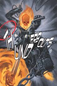 Thunderbolts: No New #1, But Ghost Rider Joins