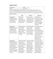 30+ Real & Fake Report Card Templates [Homeschool, High School...]