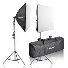 Emart 105w Professional Photography 24x24 Inches Softbox