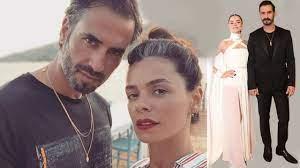 Yılın nikahı! Karnı burnunda Özge Özpirinçci, Burak Yamantürk ile evlendi!