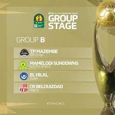 WBC - قرعة دوري أبطال إفريقيا الشباب والمولودية في مجموعات...