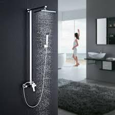 Duschsystem Duscharmatur Regendusche Duschset Duschkopf