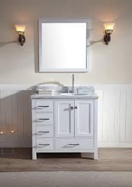 bathroom single sink vanity. ariel cambridge 37\ bathroom single sink vanity