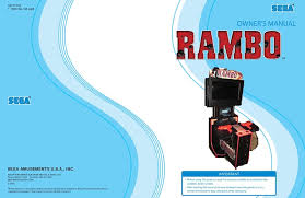 file rambo lindbergh us manual standard pdf sega retro file rambo lindbergh us manual standard pdf