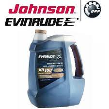 evinrude xd 100 2 cycle oil 1 gal 779711