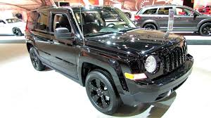 jeep patriot 2014 black. 2014 jeep patriot altitude exterior and interior walkaround 2013 la auto show youtube black t