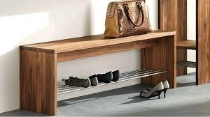 diy shoe rack by front door bench with cabinet doors w shoes storage bench with door