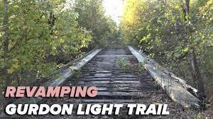 High Schoolers Helping To Revamp Gurdon Light Trail