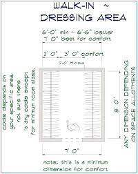 Standard Bedroom Closet Dimensions Standard Size Of Master Bedroom