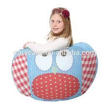 owl kids bean bag chair animal shaped bean bag chair