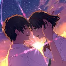 Cute Anime Love Story (Page 1) - Line ...