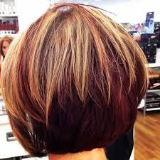 Hair Coloring Red Blonde And Dark
