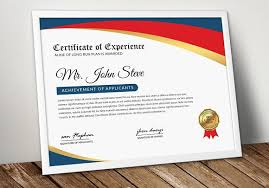 Microsoft Word Certificate Templates Gorgeous Company Word Certificate Template Stationery Templates Creative