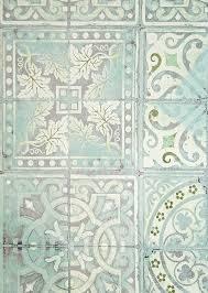 faux kitchen tile wallpaper. paper tiles wallpaper aqua, green and white tiled effect wallpaper. faux kitchen tile