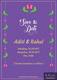 Kards 100 Unique Indian Invitations E Cards Buy Online