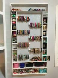 How To Organize Jewelry In A Closet 10 Best Rustic Cuff Storage Ideas  Images On Pinterest 13
