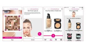 Avon Skin Care Chart Avon Launches Personalised Beauty App Cossma