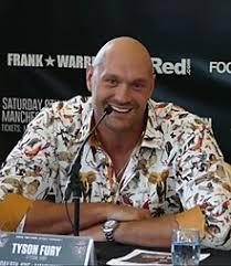Tyson Fury - Wikipedia