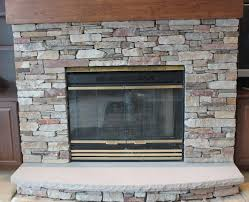 chilton and fdl rustic ledge cinn bark blend drystack ind limestone hearth