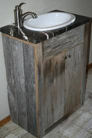 rustic gray bathroom vanities. Rustic Bath Vanity Cabinet Awesome Bathroom Vanities Design Come With Brown Varnished Wooden And Drawers Storage Rectangle Shape Gray