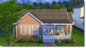 SMALL FAMILY HOME | The Sims 4 Speed Build