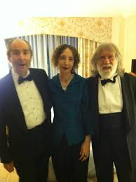 president obama awards national humanities medal to joyce carol phiip roth joyce carol oates charles gross before the ceremony in roth s hotel