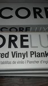 coreluxe vinyl flooring and crown molding