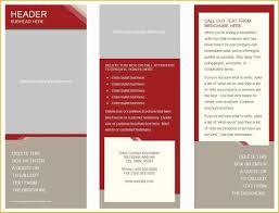 Free Printable Brochure Templates Of 6 Best Of Free