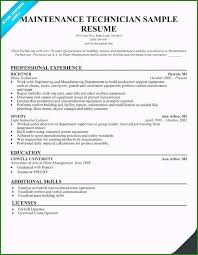 Fascinating Hvac Technician Resume Template You Should Consider