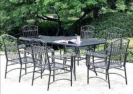 metal mesh patio chairs home depot patio table size metal patio chairs ideas