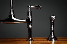 Rohl Kitchen Faucets Reviews Rohl Bridge Faucet Photo Gallery Rohl Perrin Rowe Bridge