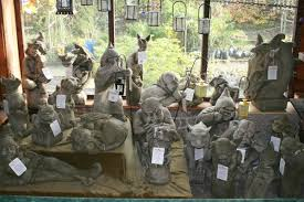 we also stock a number of stone creations by diffe designers perfect for your own garden or for gifts