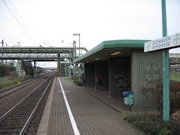 Dormagen Chempark station