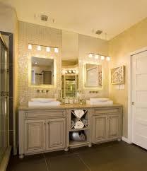 lighting idea. Bathroom: Neoteric Rustic Bathroom Lighting Ideas Home Design Furniture Idea Amusing Light Fixtures And Barn C