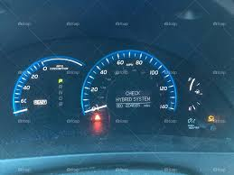 Foap.com: Check hybrid system warning and check engine light on ...