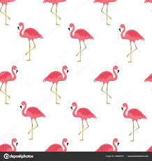 Flamingo Pattern Extraordinary Flamingo Pattern Pink Stock Photo © Viktorijareut 48