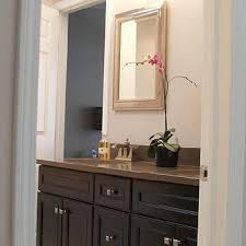 painting a bathroom vanity. Brown Painted Cabinets Painting A Bathroom Vanity