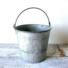 old metal buckets galvanized pail vintage galvanized bucket rustic bucket  vintage metal bucket galvanized tubs wholesale .
